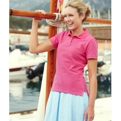 Lady Slim Fit Polo