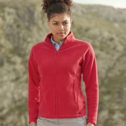 Ladies Zip Thru Outdoor Fleece