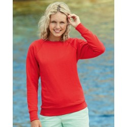 Lady Fit Light Raglan Sweat