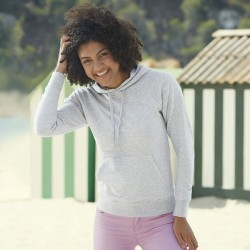 Lady Fit Light Hooded Sweat