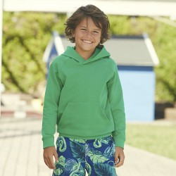 Kids Light Hooded Sweat