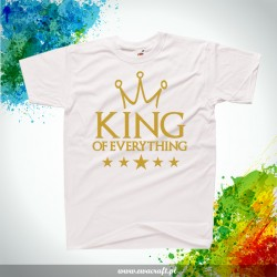 King of everything gold edition